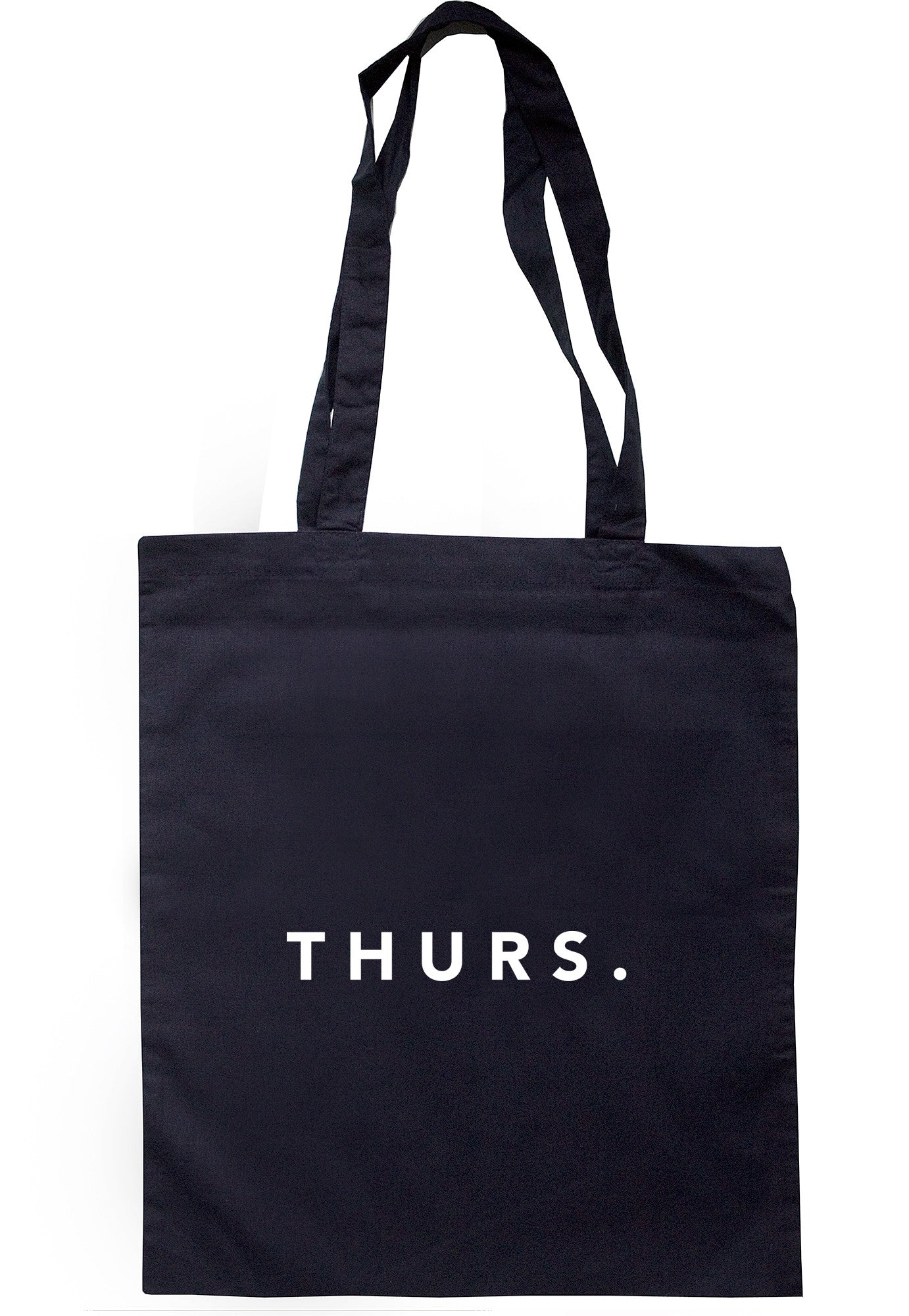 Thursday. Tote Bag TB0628 - Illustrated Identity Ltd.
