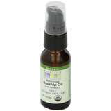 Aura Cacia Organic Natural Skin Care Restoring Rosehip Oil with Vitamin E