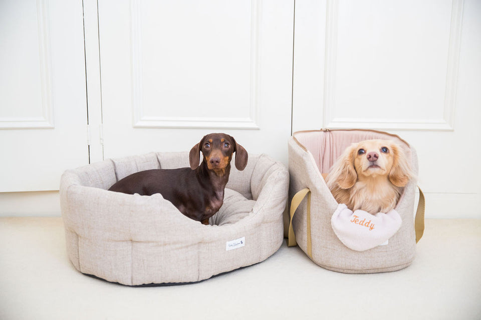 The most stylish dog beds in town! Beautiful, classy and interior friendly