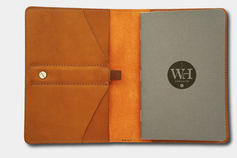 Whiskey & Orange Pocket Notebook Cover
