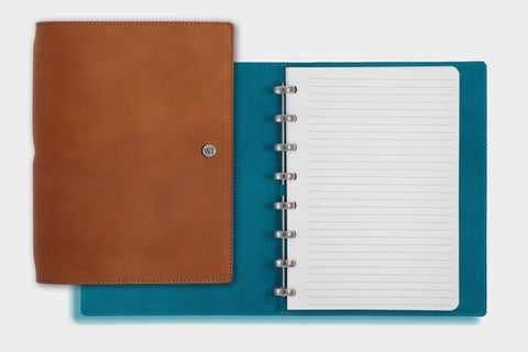 A5 Whiskey & Kingfisher Notebook