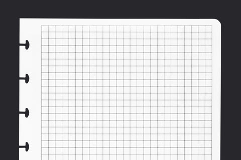 grid-paper-refill