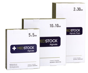 Alginate Dressing - Medstock | Wound Care Australia