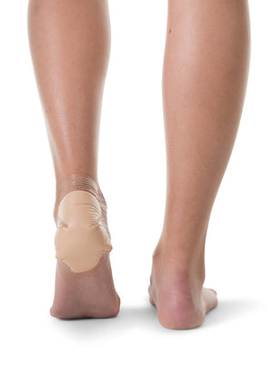 Silicone Foam Heel and Joint Dressing with Border