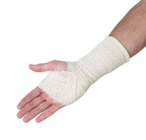 Light Crepe Bandage - Medstock | Wound Care Australia