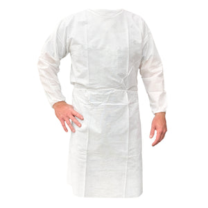 Medium Weight SMS Isolation Gown