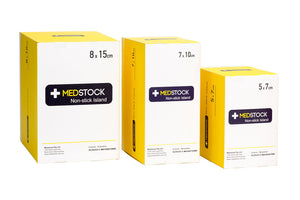 Fabric Island - Medstock | Wound Care Australia