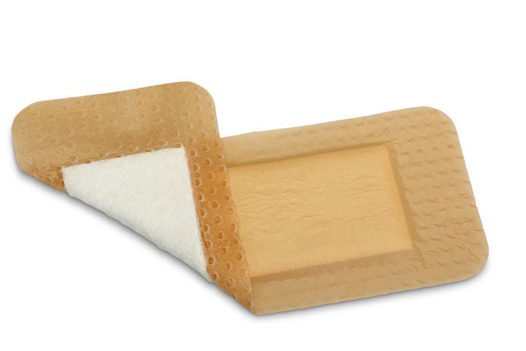Silicone Foam With Border Medstock Wound Care Australia