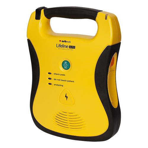 Defibtech Lifeline Fully Automatic AED from Helping Hearts