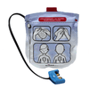 Defibtech Lifeline View Semi-Automatic AED from Helping Hearts, child pads