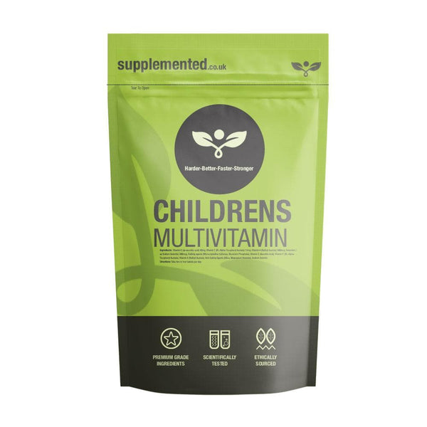 Childrens Chewable Multi Vitamin Tablets