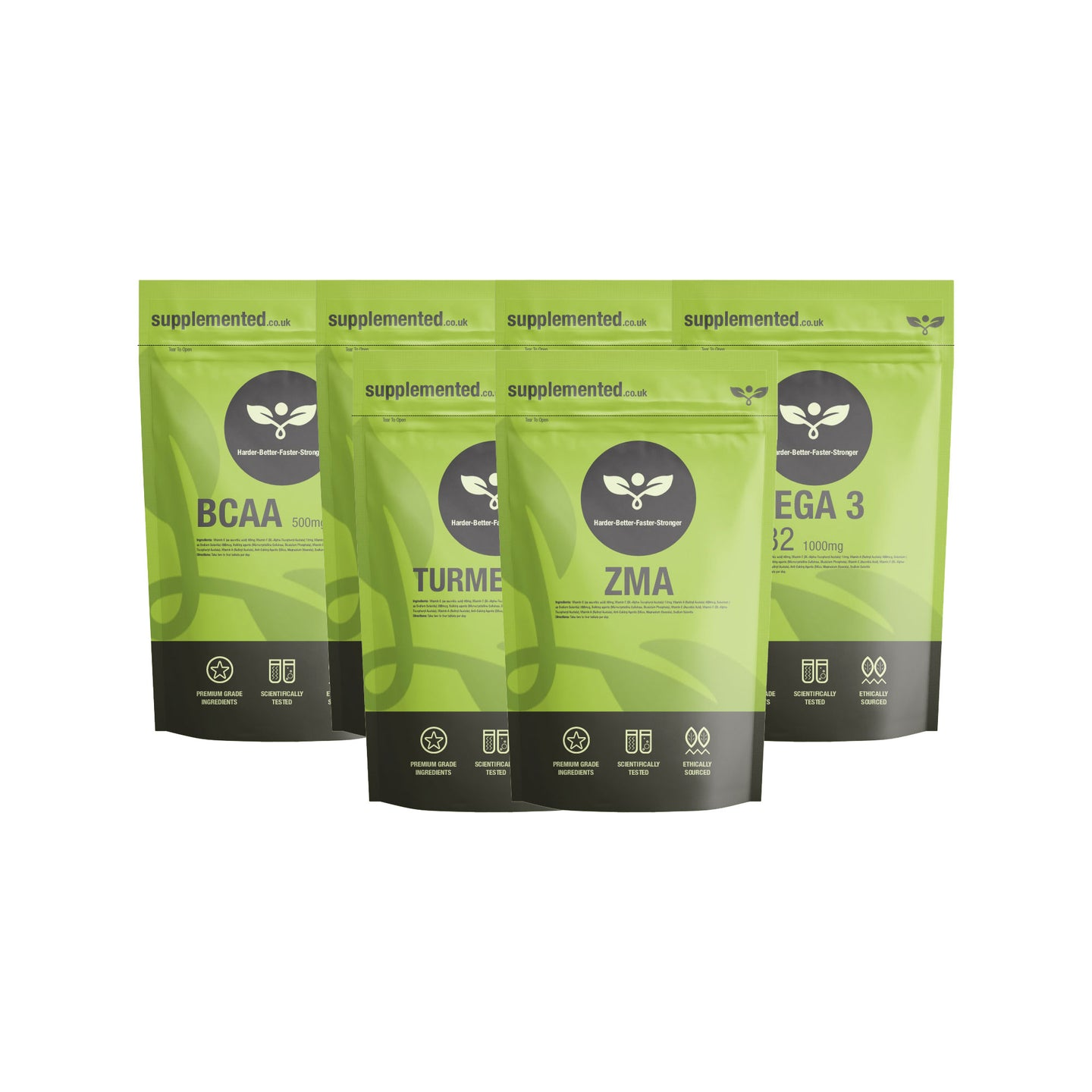 Post-Workout Recovery Supplement Bundle