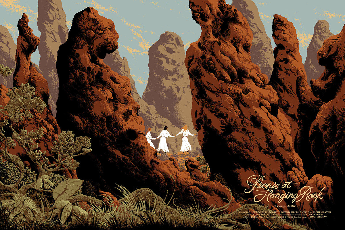 'Picnic at Hanging Rock' by Kilian Eng
