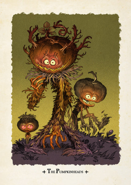 The Pumpkinheads