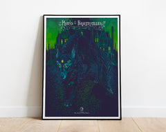 The Hound of the Baskervilles (Green Variant)
