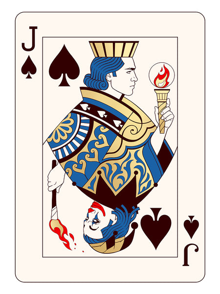 Jack of Spades (Gold Edition)