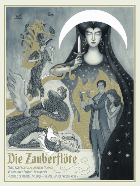 Die Zauberflöte (The Magic Flute)