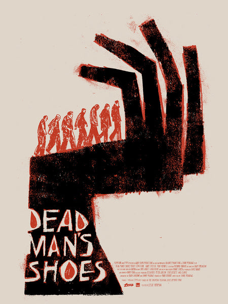 Dead Man's Shoes (Black Paper Variant)