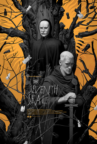 The Seventh Seal (Gold Variant)