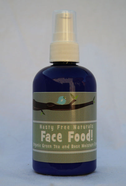 Face Food Green Tea & Rose Moisturizer