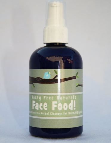 Face Food Cleanser for Normal/Dry Skin