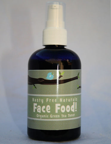 Face Food Toner