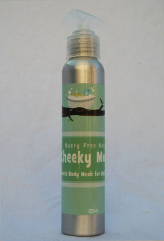 Cheeky Monkey Body Wash