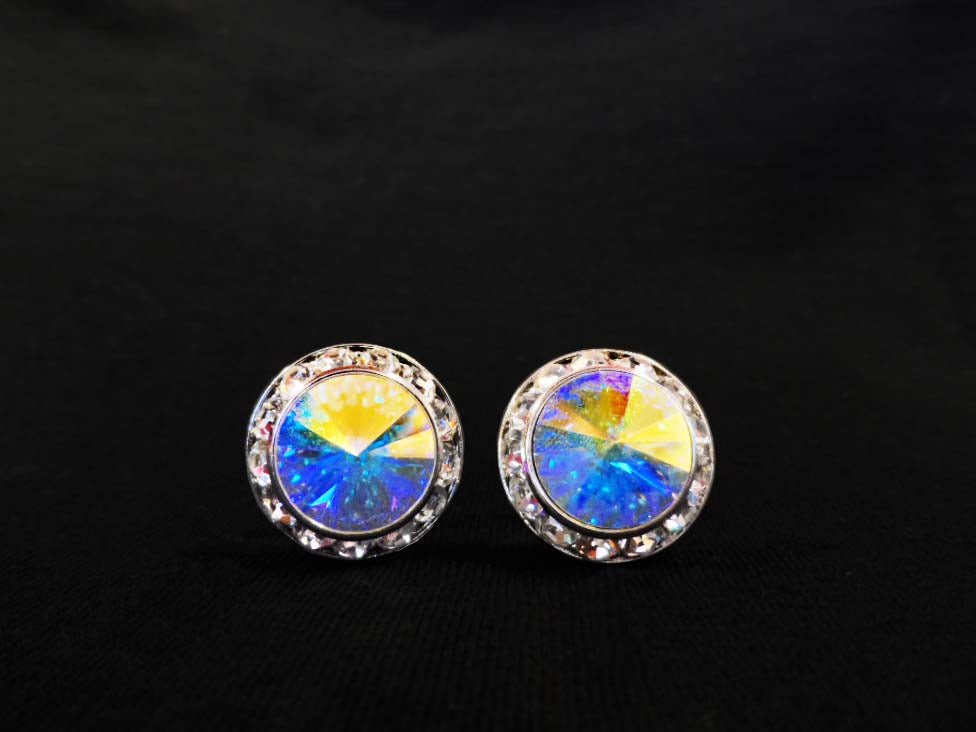Crystal_AB_Swarovski_Button_Earrings_irish_dancing_idanceirish_Jpeg