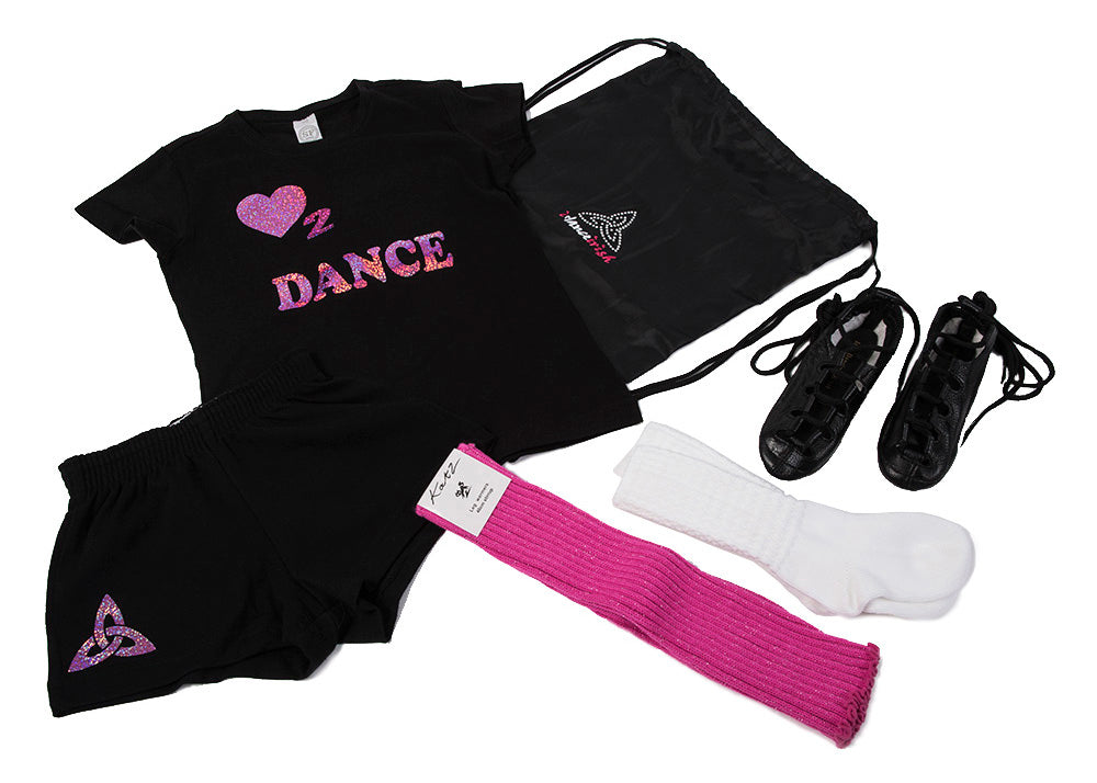 Irish_Dancing_bundle_The_Exclusive_gift_idea_tee_shirt_shorts_set_pumps_socks_legwarmers_idanceirish_jpeg