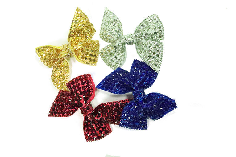 Bundle of 4 Bow of Beauty - Crystallised