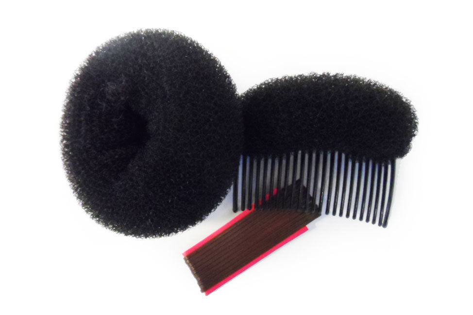 Doughnut_Hair_Shaper_long_wig_clips_Bun_Maker_pack_hair_style_black_idanceirish_jpeg