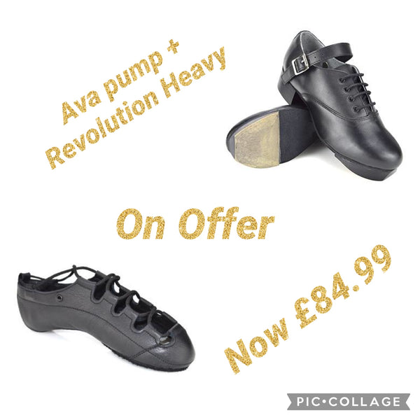 Ava pump + Revolution Special offer