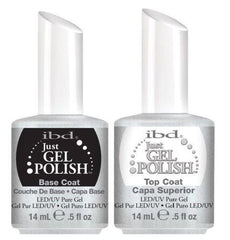 IBD Gel Top & Base Coat
