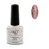 CCO Techno Pink Beat - Gel Nail Varnish