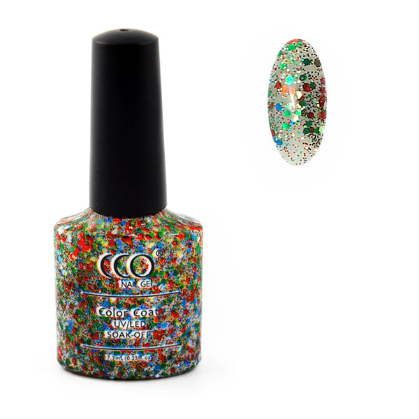 CCO Electric Masquerade - Gel Nail Varnish