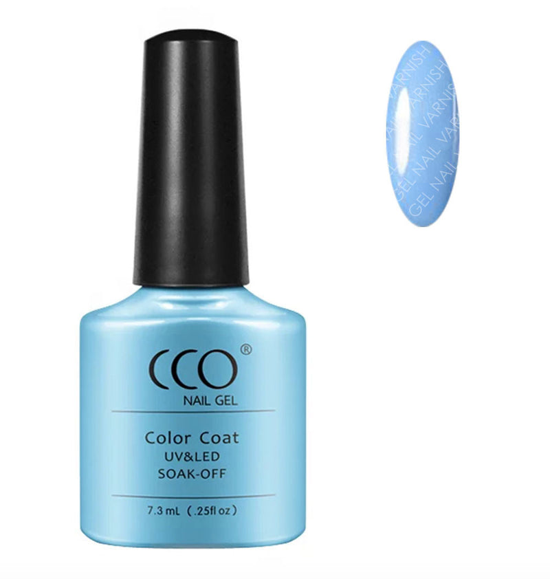 CCO Azure Wish - Gel Nail Varnish