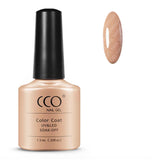 CCO Bare Chemise - Gel Nail Varnish