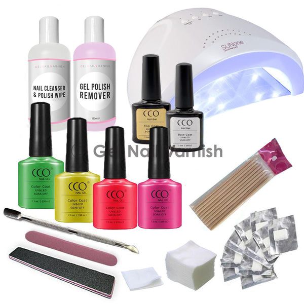 CCO Deluxe Brights Kit