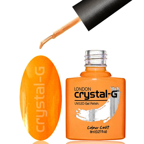 Crystal-G C12 Neon - Gel Nail Varnish