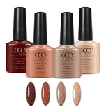 CCO Autumn Collection - Gel Nail Varnish