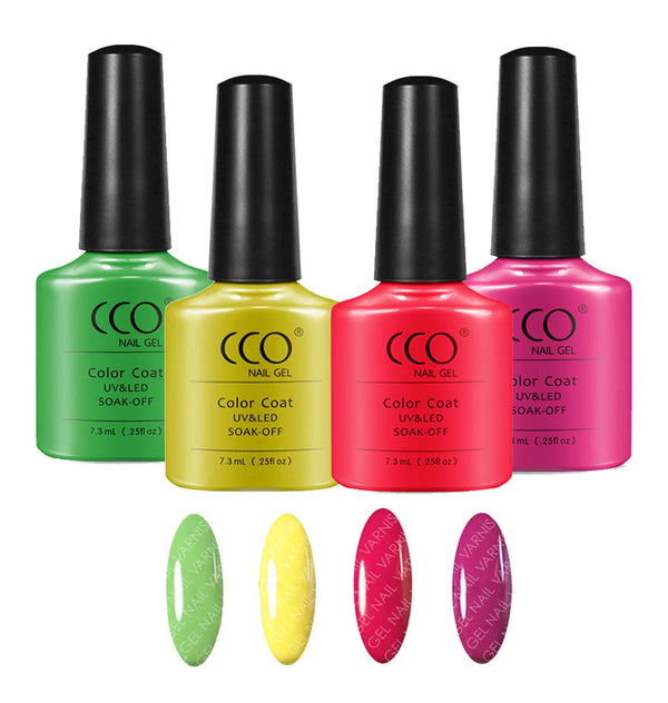 CCO Brights Collection - Gel Nail Varnish