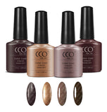 CCO Brown Collection - Gel Nail Varnish