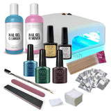 CCO Deluxe Earth Kit - Gel Nail Varnish