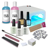 CCO Deluxe Glitter Kit - Gel Nail Varnish