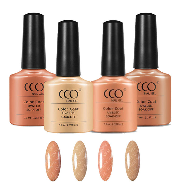 CCO Nude Collection - Gel Nail Varnish