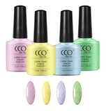 CCO Pastel Collection - Gel Nail Varnish