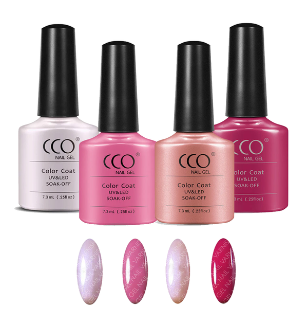 CCO Pink Collection freeshipping - Gel Nail Varnish