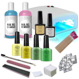 CCO Deluxe Spring Kit - Gel Nail Varnish