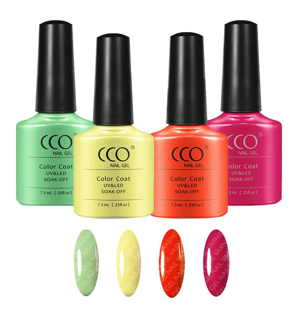 CCO Summer Collection - Gel Nail Varnish