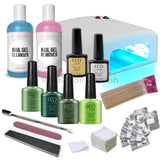 CCO Deluxe Green Kit - Gel Nail Varnish